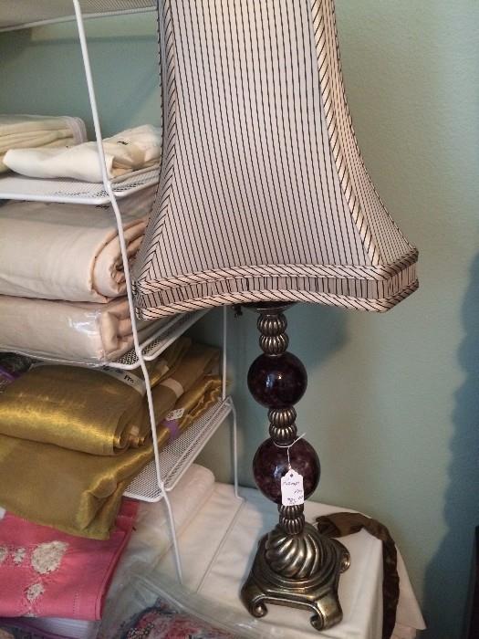 Decorative bedroom lamp