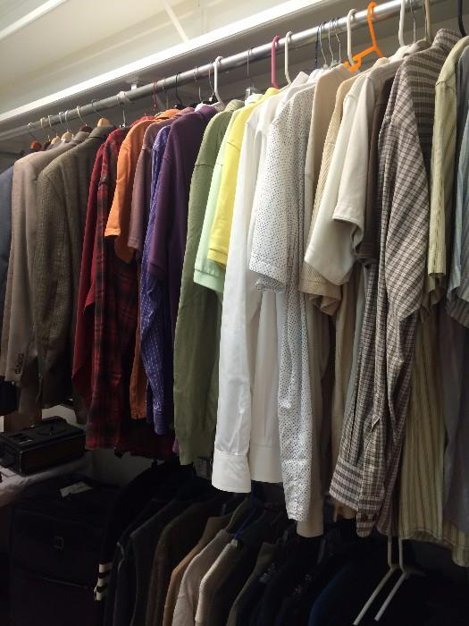 Selection of very nice clothes