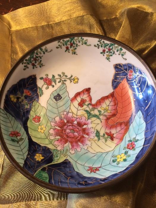 Decorative Japanese porcelain