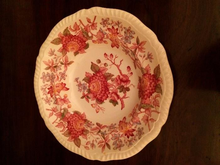 """Spode """"Copeland"""" - England plates"""