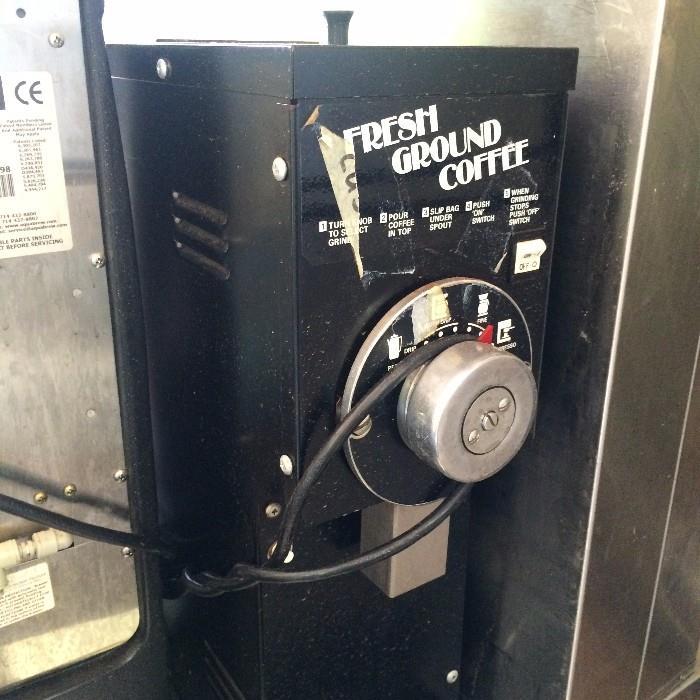 Coffee grinder  (Off premise-more details at sale)