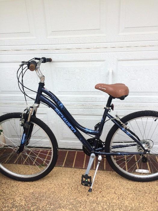 Like-new Schwinn bike