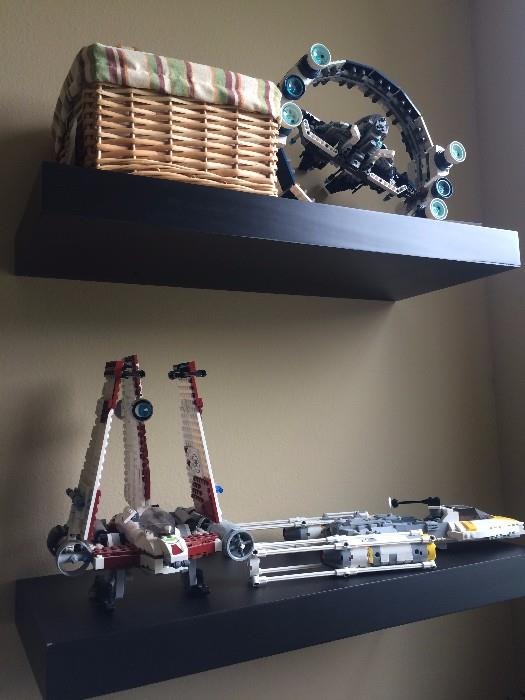 Some of the many legos
