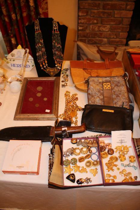 Jewelry & Bags