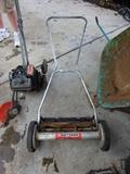 craftsman hand mower