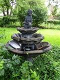 5'   3 tier fountain