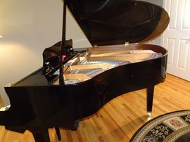 Yamaha Digital Baby Grand Piano