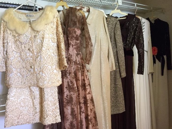 Vintage dresses!