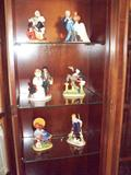 Norman Rockwell figurines