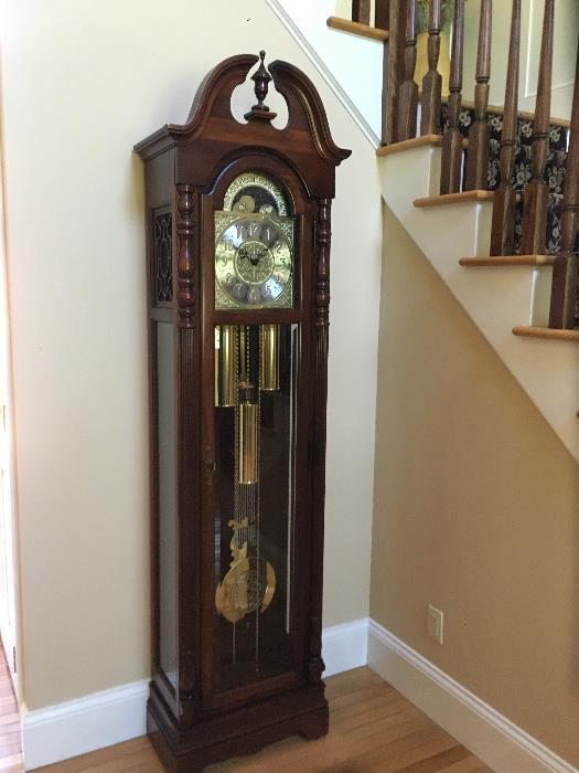 Ridgeway Germany Grandfather clock