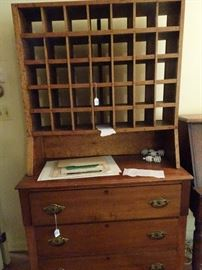 """Chest of Drawers -17""""D X 38""""W X 34""""H"""