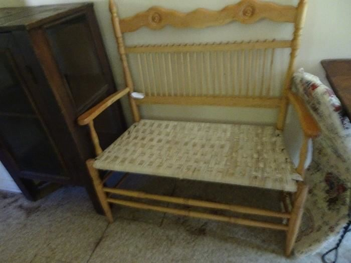"""Great Wide Bench - 40""""W X 18""""D X 42""""H"""