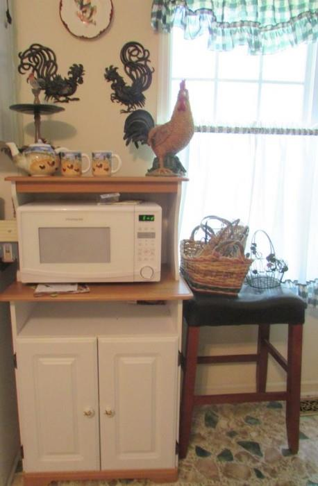Microwave - Sold