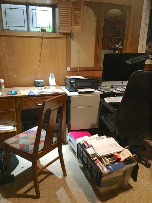 Desk & office supplies
