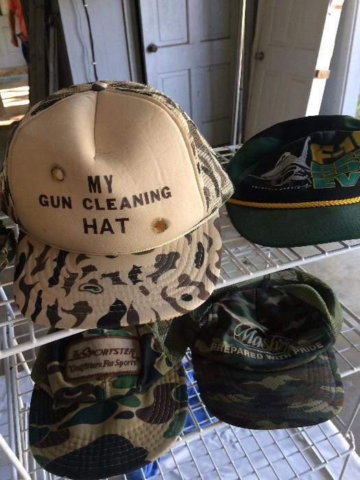 Fun hat selections