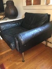 Matching chair, same designer