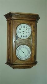 Howard Miller Calendar Clock