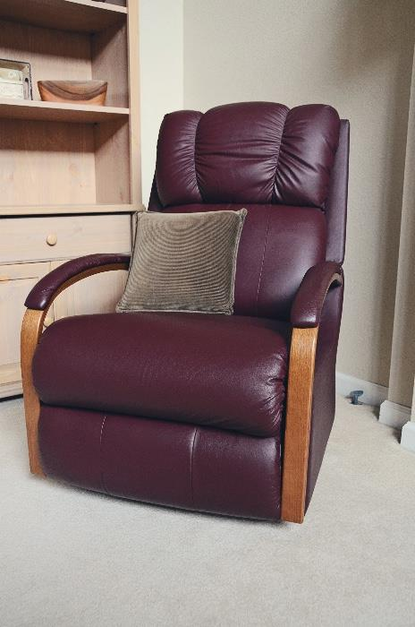 Reclining Armchair, Throw Pillow