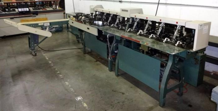 Kansas City Automated Mail Print Shop Liquidation starts on