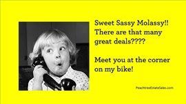 sweet sassy