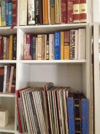 Rare books, signed books, spiritual and occult books, film and TV books, Lps, records 45s