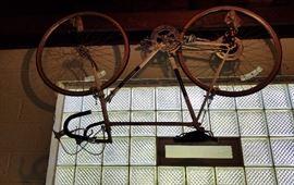 English Made Raleigh Bicycle