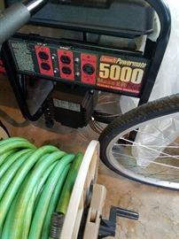 Generator Coleman Powermate 5000