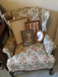 Occasional chair; miscellaneous frames