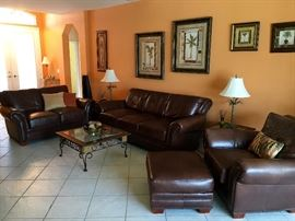 Superb quality leather furniture by USA Premium Leather Furniture Company