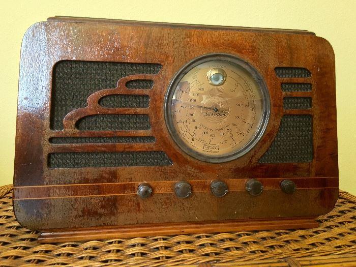 Silverstone Foreign Radio