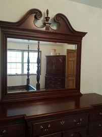 Thomasville mirror