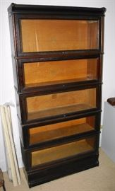 5 Level Lawyers Bookcases