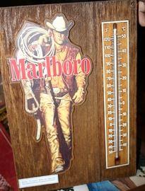 Marlboro Thermometer