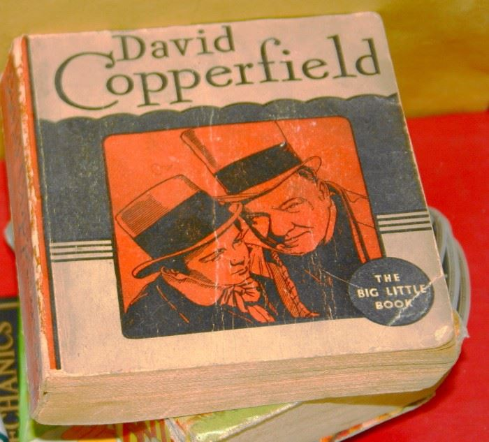 Copperfield Book