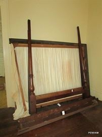 Another canopy bed... I need to measure for size full/queen.