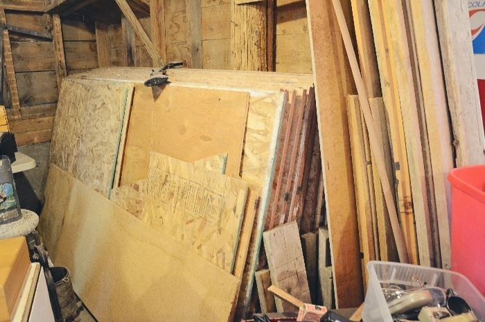 Plywood Boards, Planks of Wood
