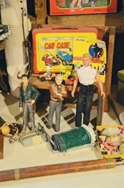Bonanza Characters, Car Case