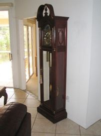 HOWARD MILLER GRANDFATHER CLOCK 1