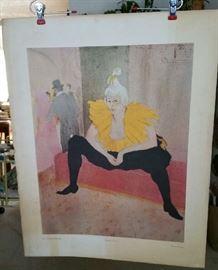 Toulouse Lautrec Poster