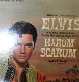ELVIS HARUM SCARUM