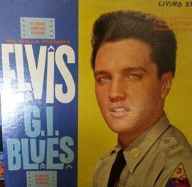 ELVIS G.I. BLUES