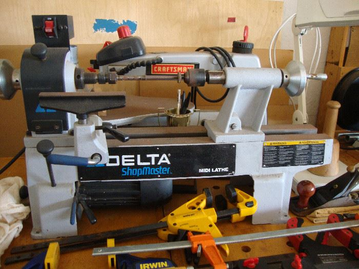 Delta Shopmaster Scroll Saw 2015 Yamaha Gas Cart, ...