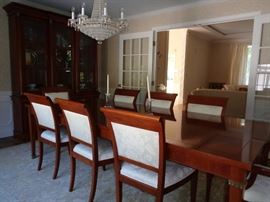 Baker dining room set