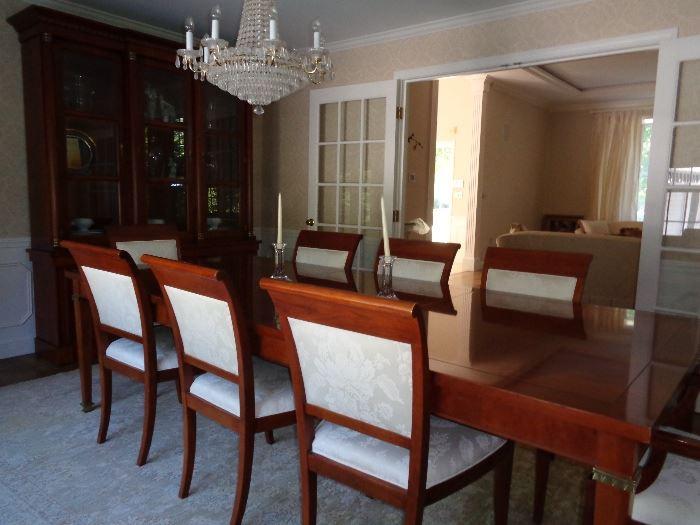 Baker dining room set