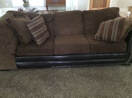 Quality leather  furniture