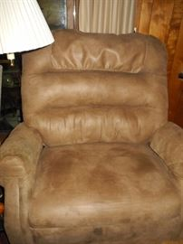This is a nice, comfy lift chair with remote, etc.