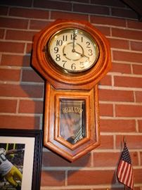 Great Regulator wall clock