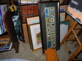 More art work to be sorted and displayed