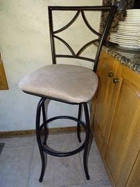 1 bar stool avail.