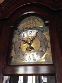 seth thomas grandfather clock